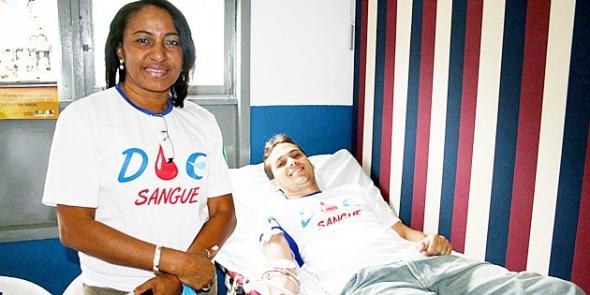 Hemosul se mobiliza para coletar sangue em Sidrolândia e na Capital