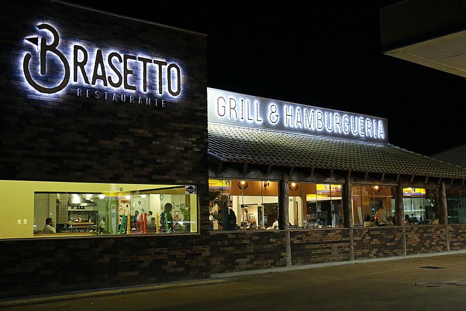 Inaugurado na última quarta, Brasetto passa a servir almoço a partir do dia 15