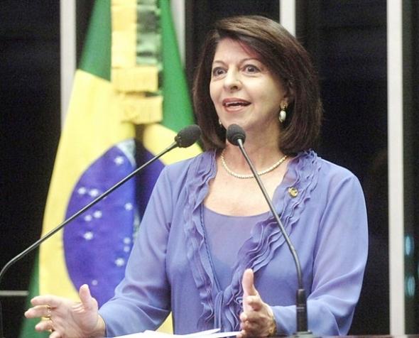Marisa Serrano deve ocupar vaga no Tribunal de Contas