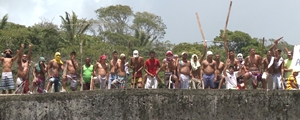 Brasil tem média de 7 presos por agente penitenciário; 19 estados descumprem limite recomendado