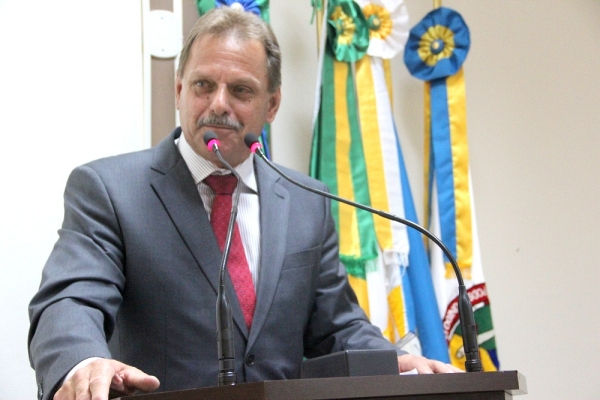 Presidente da Câmara de Maracaju sofre princípio de infarto e é hospitalizado