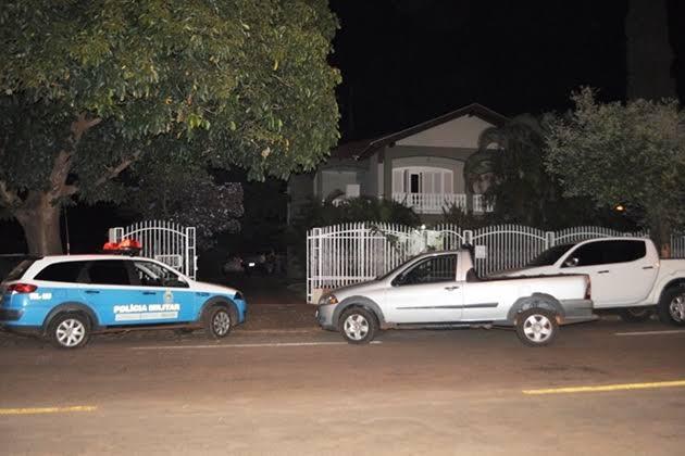Rapaz envolvido em atropelamento participou de tentativa de assalto a casa de ex-prefeito