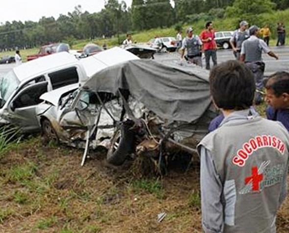 Identificado douradense morto em acidente próximo à Marília-SP