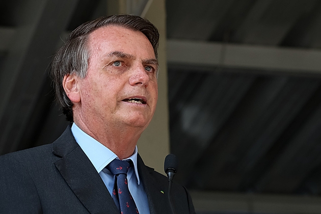 Bolsonaro diz que vetará se Congresso aprovar mudança em projeto do Código de Trânsito