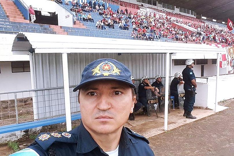 Nomeado novo comandante da PM em Sidrolândia, tenente-coronel Célio Ramos Barbosa