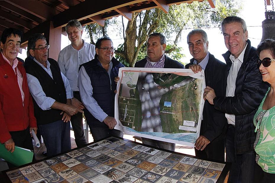 Paulo Corrêa afirma que Rota Bioceânica dará visibilidade à Mato Grosso do Sul
