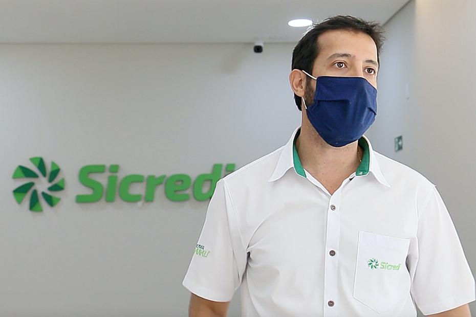 Agronegócio representa 80% da movimentação financeira da agência Sicredi em Sidrolândia