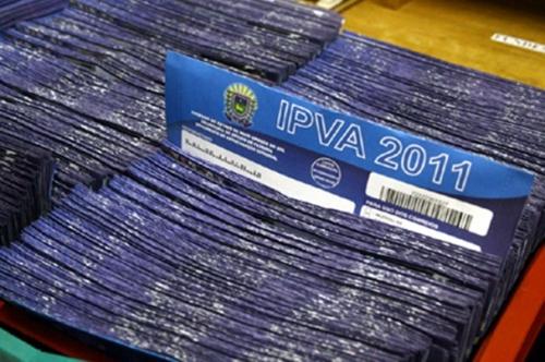 Proprietários de veículos devem receber carnê do IPVA até final deste mês