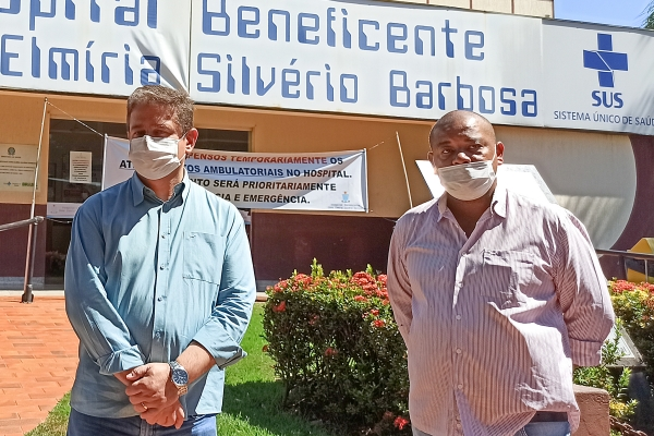 Para socorrer hospital, prefeito anula dotação para pagar folha da Saúde e faz repasse de R$ 920 mil