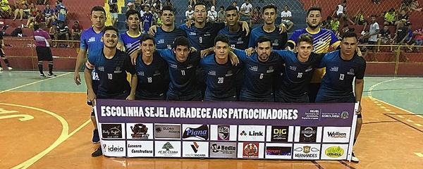 Nos pênaltis, Sejel vence Jardim e conquista Campeonato Estadual Sub-20