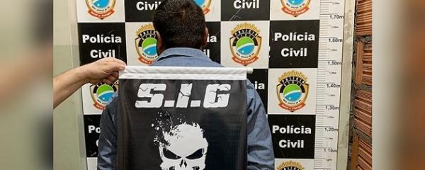 Traficante preso em Sidrolândia invoca decisão do STF para voltar às ruas