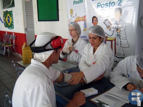Programa Indústria Saudável do Sesi atende 6 mil industriários em 2010