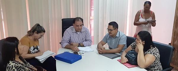 Em reunião com Itamar, superintendente do Incra confirma que titulação começar por Sidrolândia