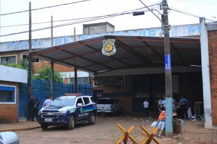 Visitas em presídios de Mato Grosso do Sul ficam proibidas até o dia 31