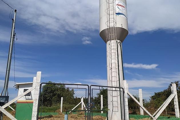 Após 6 anos de espera, famílias do Nazareth recebem rede de água