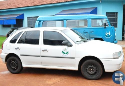 APAE de Sidrolândia recebeu carro da Receita Federal de Ponta Porã