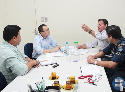 Câmara discute a implantação de Conselho de Segurança Pública em Paranhos
