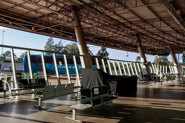 Capital vai fechar rodoviária novamente e transporte de passageiros deve parar