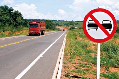 PRE alerta motoristas para atenção nas estradas no fim de ano