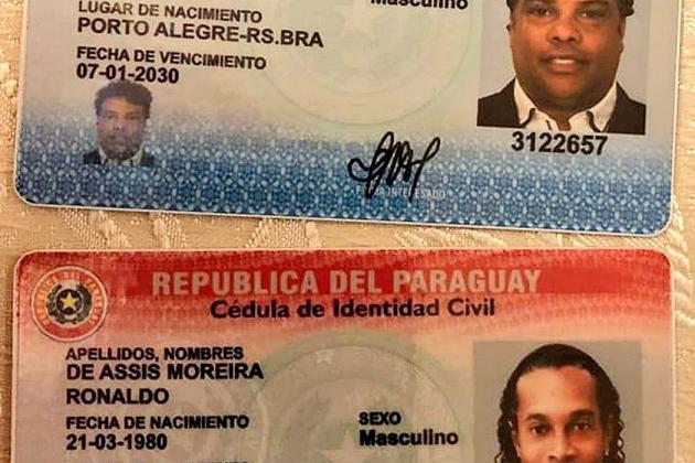 MP investiga se Ronaldinho Gaúcho cometeu outros crimes no Paraguai