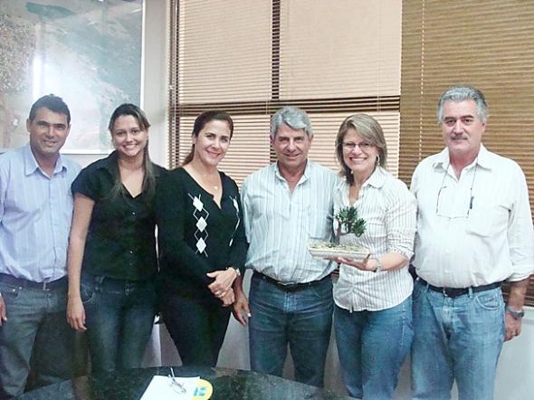 Projeto da Fundação de Turismo de MS foi apresentado à Sidrolândia