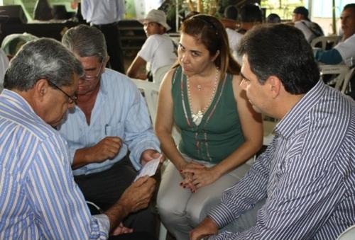 André confirma volta da distribuição de cestas para indígenas em Sidrolândia