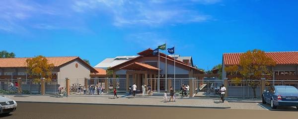 Prefeitura cadastra projeto para construção de escola com 12 salas de aula no Jardim Petrópolis