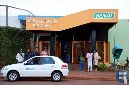 Senai acerta qualificação de 950 pessoas em Nova Alvorada