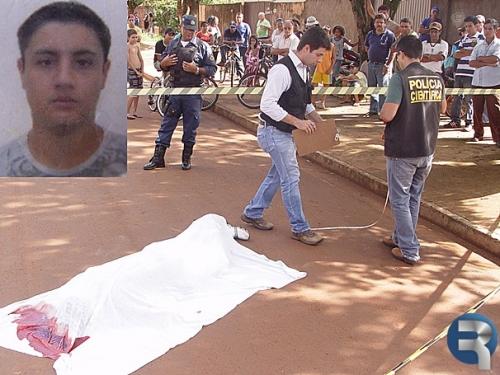 Filho de policial é assassinado com 3 tiros na cabeça em Dourados