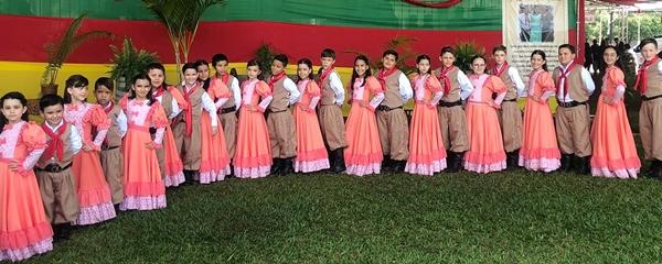 CTG Campos do Vacaria se destaca na 30ª edição do Fegams em Maracaju
