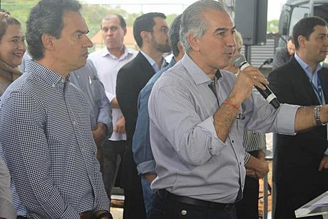 Estado jovem e competitivo, avalia Reinaldo sobre os 42 anos de MS