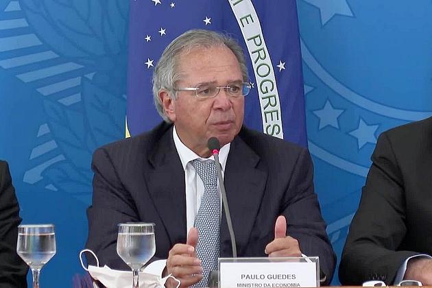 Guedes anuncia auxílio mensal de R$ 200 a autônomos, em pacote de R$ 15 bi a pessoas desassistidas