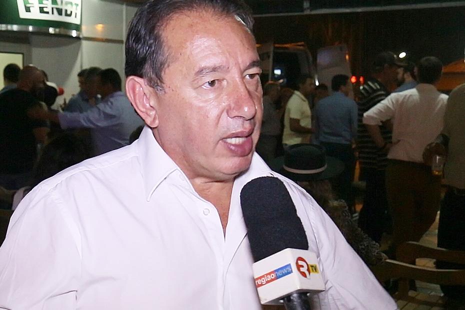 Gerson diz que acesso ao frigorífico vai sair do papel e garantir novos empregos