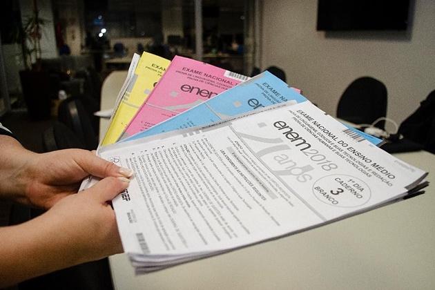 Candidatos do Enem sem isenção têm até quinta-feira para pagar inscrição