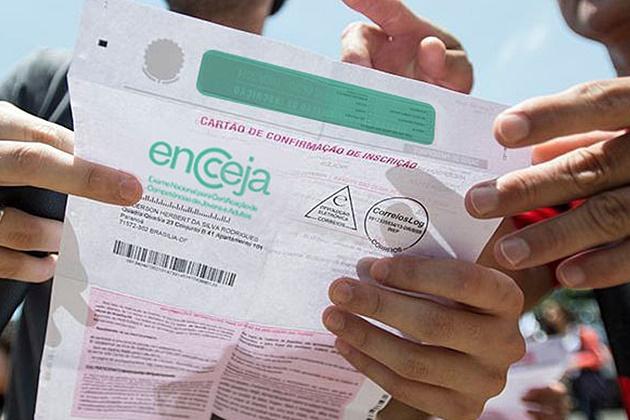 Cartão de confirmação do Encceja é liberado; veja o local da prova