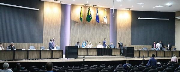 Sessão solene na próxima segunda-feira marca abertura dos trabalhos legislativos da Câmara
