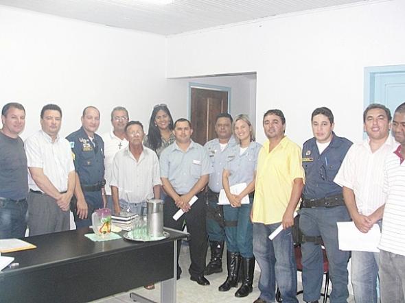 Autoridades discutem sobre transportes coletivos em Paranhos