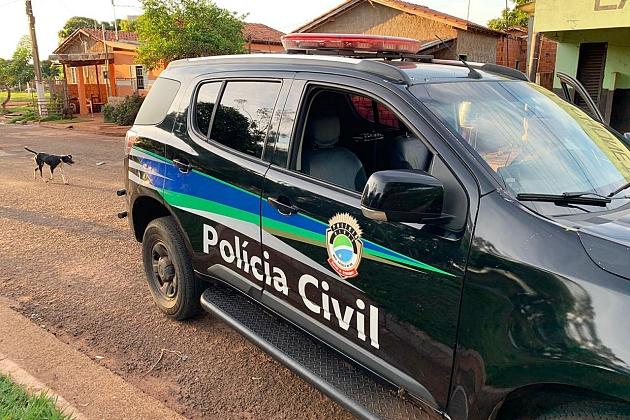 Três anos após estuprar enteada de 7 anos, homem que estava foragido é preso em Sidrolândia