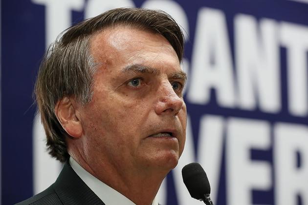 Bolsonaro diz que tendência é a de vetar Fundo Eleitoral