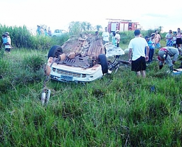 Identificadas vítimas do acidente entre Gol e Fiat Bravo em Nova Andradina