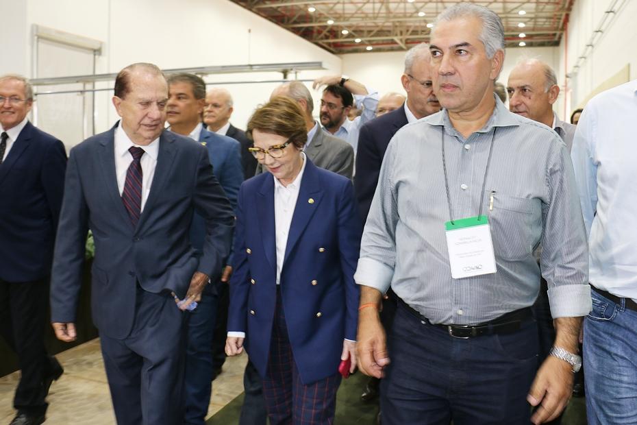 Coamo inaugura em Dourados um dos maiores complexos industriais da América do Sul