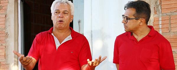 Deputado Estadual Cabo Almi visita Comunidade Jatobá em Sidrolândia