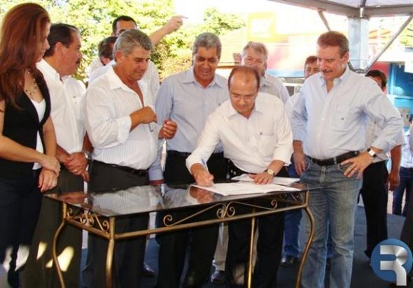 No primeiro ano da nova concessão, Sanesul só investiu R$ 44 mil em Sidrolândia