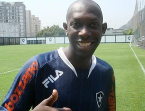 Jogador do Botafogo sofre sequestro relâmpago