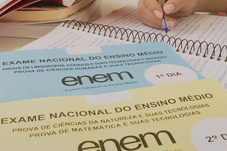 MEC adia versão digital do Enem 2020 e muda regra para isenção de taxa de inscrição