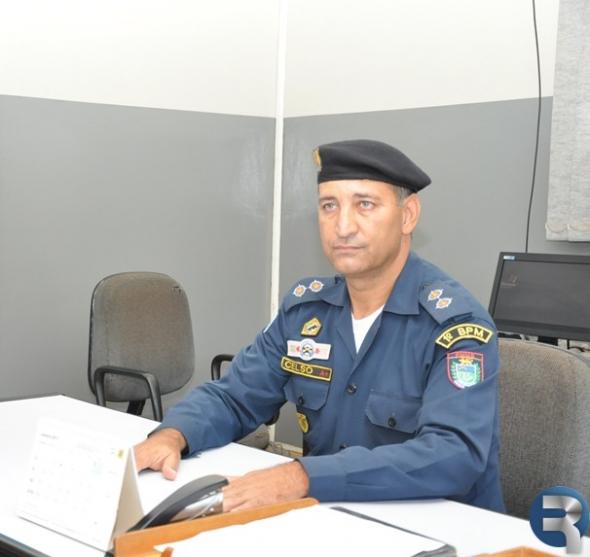 Polícia Militar de Sidrolândia tem novo comandante