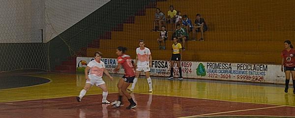 Copa Cidade de Futsal em momentos de decisão para a final dia 09