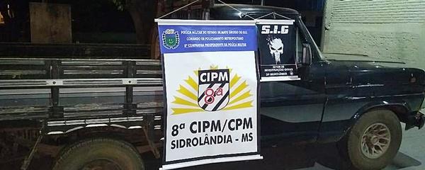 Polícia Civil recupera veículo roubado em Campo Grande que receptador pretendia vender