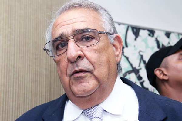 Jerson Domingos é preso na operação Omertà