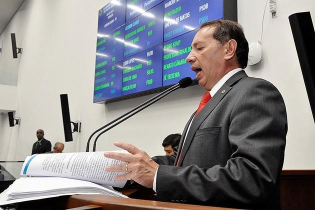 Gerson pede apoio da bancada federal para projeto do contorno rodoviário